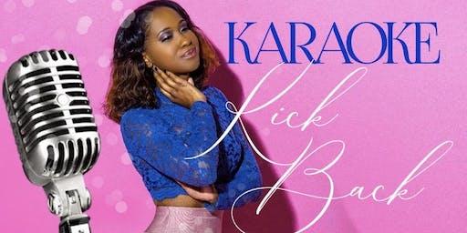 Jess Listen Karaoke Kick Back