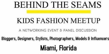 Behind The Seams: Kids Fashion Meetup