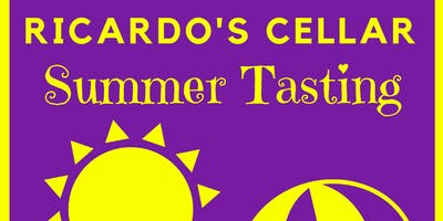 Ricardo's Cellar Summer Tasting - Multibuy Ticket For 6