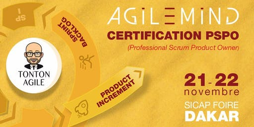 Certification PSPO 1 (Professional Scrum Product Owner)