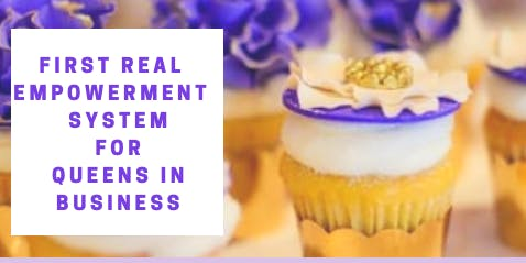 Royale Tea Party for Queens in Business