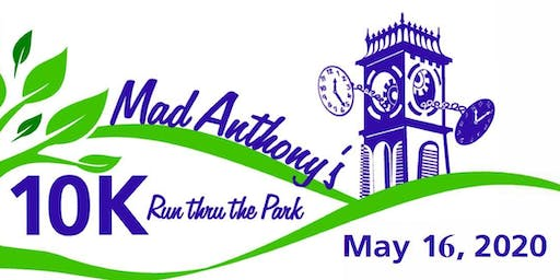 2020 Mad Anthony's Run Thru the Park10K Early Bird Special