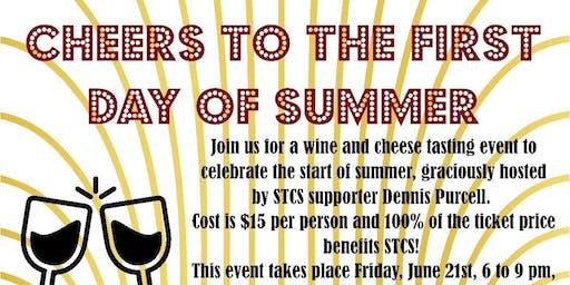 Start of Summer Wine Tasting