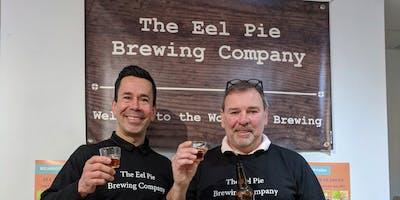 Eel Pie Brew School Open Brew - June