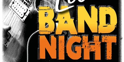 Waterside LIVE BAND NIGHT: (TICKETS NOT REQUIRED/NO COVER)