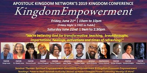 2019 Kingdom Conference