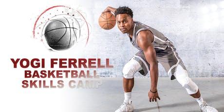 2019 South Ripley Yogi Ferrell Basketball Skills Camp tickets