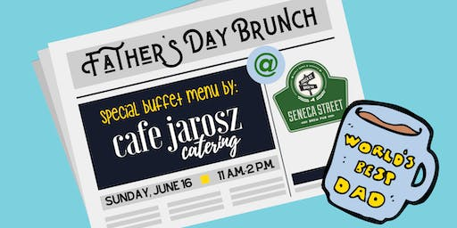 Father's Day Brunch at the Brew Pub