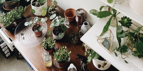 Free Community Plant Exchange @ Shopkeepers tickets