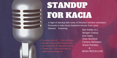 Standup For Kacia