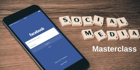 Social Media Marketing Masterclass Tickets