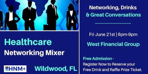 Healthcare Networking Mixer - Wildwood