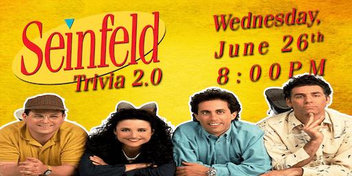 Seinfeld Trivia 2.0 w/ Hangman