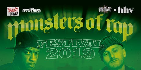 Monsters of Rap w. Masta Ace & Marco Polo, The Alchemist, Smif N Wessun u.a. tickets