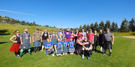 Kamloops Highland Games Heavy Events  tickets