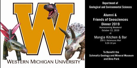 WMU Alumni & Friends of Geoscience Dinner tickets