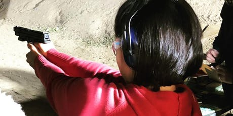 Basics of Pistol Shooting  July 27, 2019 tickets