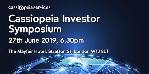 Cassiopeia Investor Symposium
