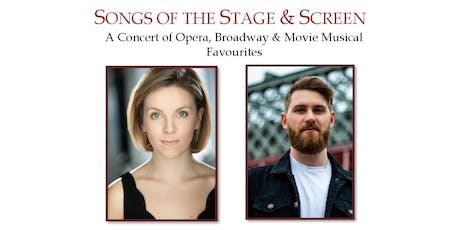 Songs of the Stage & Screen tickets