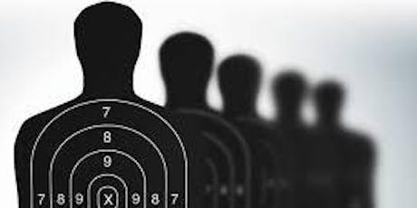 NRA Defensive Pistol Class   August 18, 2019 tickets