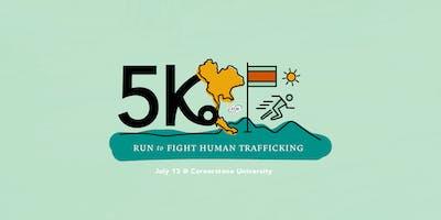 5K to Fight Human Trafficking feat. ZOE International