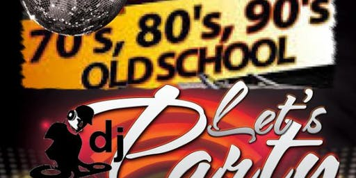 FAME PRESENTS 70'S 80'S AND 90'S PARTY