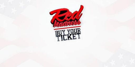 Red Madness Saturday 29th June at A61 brand new area