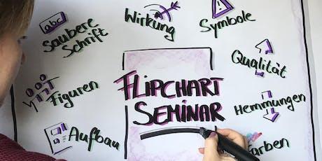 """Flipchartprofi - Seminar """"Vom Vermeider zum Helden"""" - in München (30.11.) Tickets"""