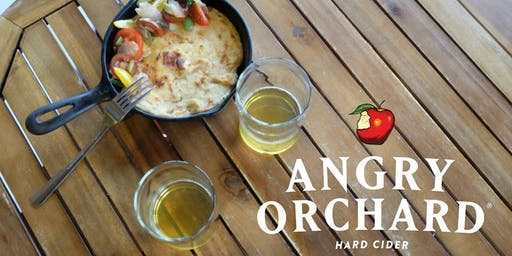 Father's Day Cider Pairing Brunch at Angry Orchard