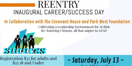 Life Beyond Reentry's CAREER/SUCCESS DAY Early Bird Registration tickets