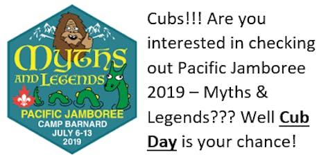 PJ 19 Cub Day! tickets