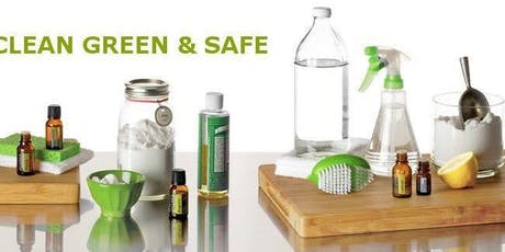 Green Cleaning with doTERRA Essential Oils tickets