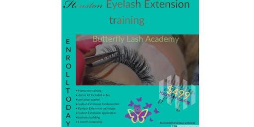 Classic & Hybrid EyeLash extension Summer training