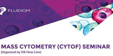 MASS CYTOMETRY (CYTOF) SEMINAR tickets