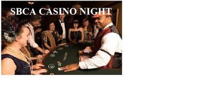 "SBCA ""Speakeasy theme"" CASINO NIGHT JUNE 21, 2019 tickets"