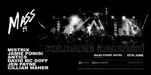 MASS Festival 2019 // Kildare Launch Party