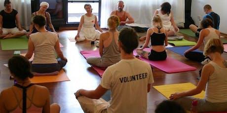 Die Lange Nacht des Yoga 2019 – zum Entspannen, Gemeinschaft & Gesundheit tickets