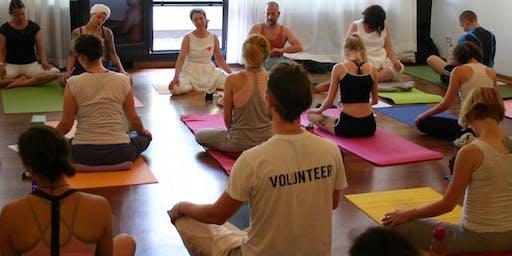 Die Lange Nacht des Yoga 2019 – zum Entspannen, Gemeinschaft & Gesundheit