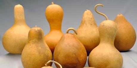 Sum19PF2 - Create a Suncatcher on Gourd - Thurs, 08/01 to 08/08, 9am-12pm tickets