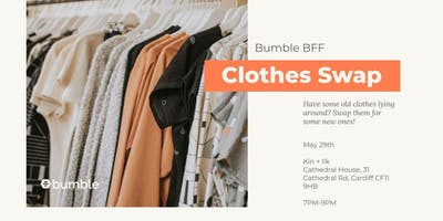Bumble BFF Clothes Swap