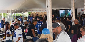 Bill Bates Tailgate Party (Redskins at Cowboys)