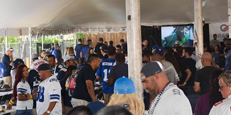 Bill Bates Tailgate Party (Redskins at Cowboys) tickets