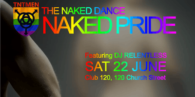 TNTMEN Naked Pride Dance - June 2019