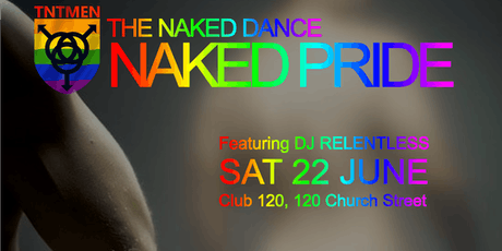 TNTMEN Naked Pride Dance - June 2019 tickets