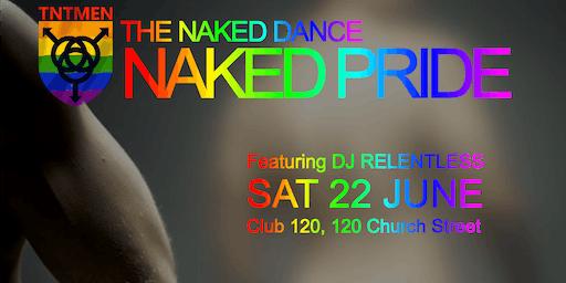 TNTMEN Naked Pride Dance - June 2019