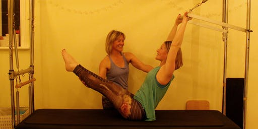 Postural Pilates 1-1 -FREE 30 minute introduction