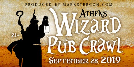 Wizard Pub Crawl (Athens, GA) tickets