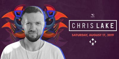 8.17 | CHRIS LAKE | THE MARC | SAN MARCOS TX