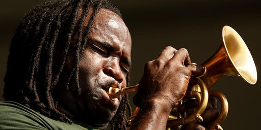 4th of July Celebration featuring New Orleans Trumpeter, Shamarr Allen