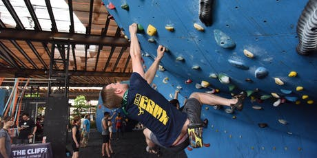 CRUX LGBTQ Climbing - PRIDE Climb UP Climb OUT @ DUMBO Boulders tickets